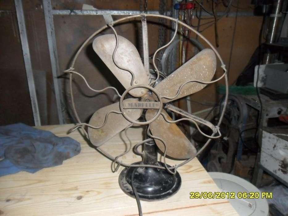 ventilador antiguo marelli.
