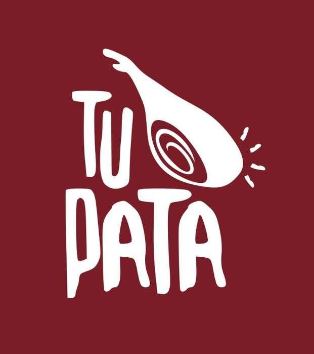 TU PATA PATAS FLAMBEADAS, T/ CRÉDITO, CON ENVIÓ.