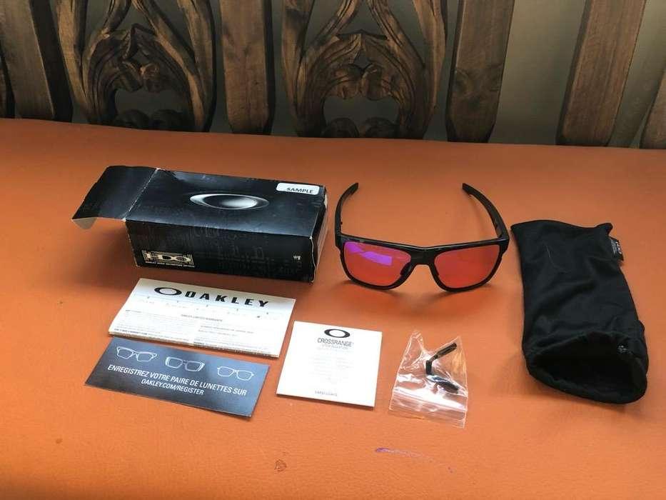 Gafas Oakley Crossrange Xl originales