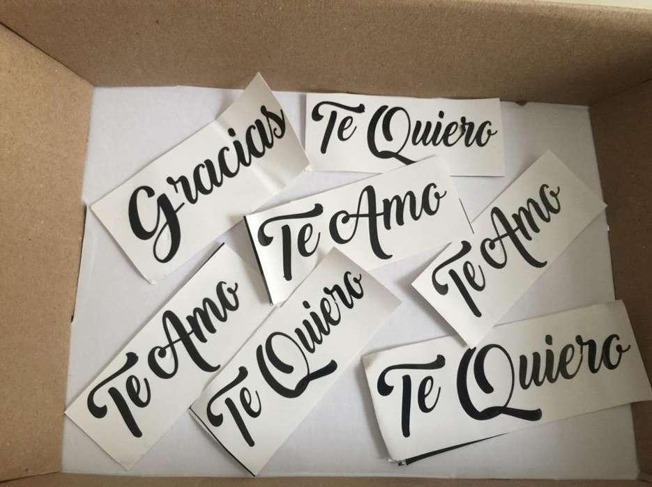 Letreros para Decoracion