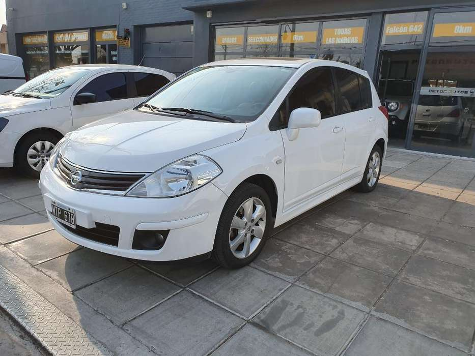 Nissan Tiida 2013 - 75000 km