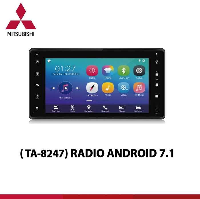 RADIO ANDROID 7.1 MITSUBISHI L200