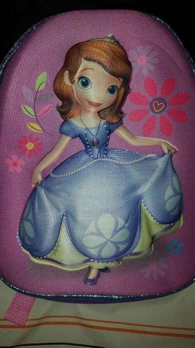 Mochila Princesita Sofia