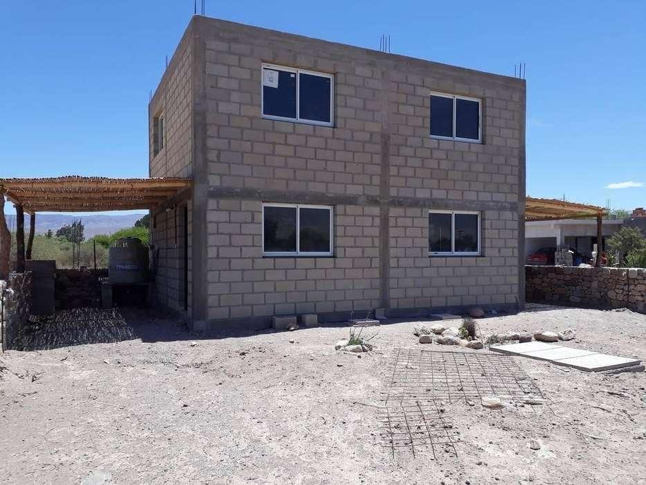oj38 - Departamento para 2 a 4 personas con cochera en Fiambala