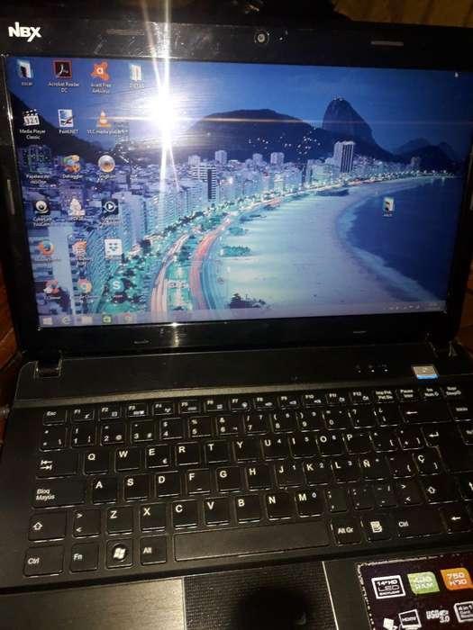 Notebook Noblex 1405pro