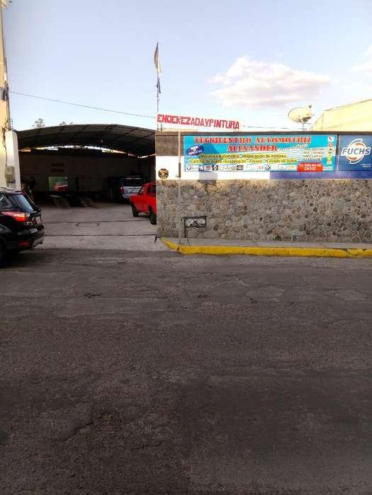 Vendo Lavadora de Autos en Conocoto