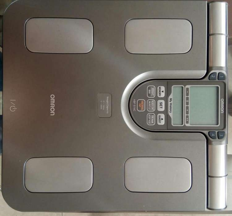 GANGAZO Escaner corporal Omron hbf514c