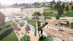 Departamento en Venta, de 81m2 Ubicado en Cuenca Condominio Praderas de Bemani
