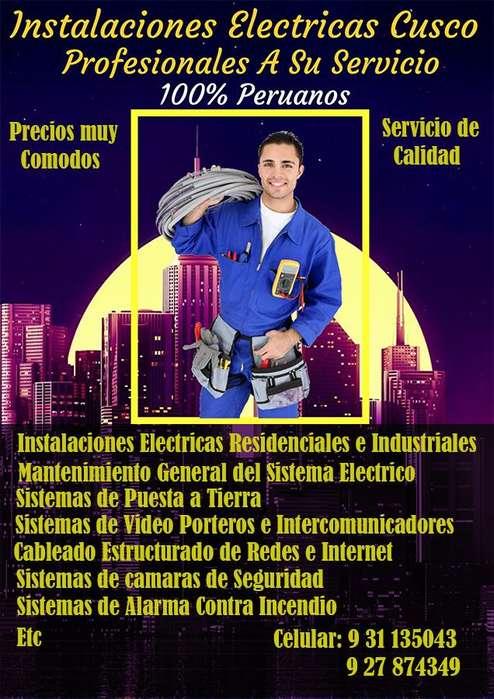 servicio de electricidad