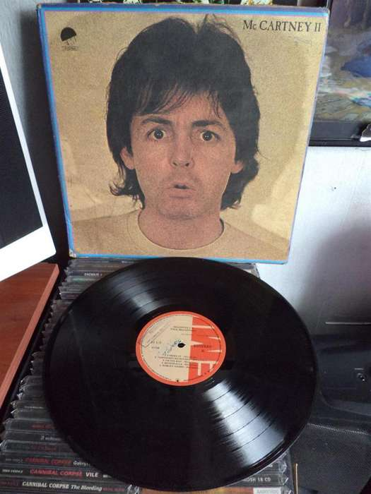 Paul McCartney - McCartney II (1980) (LP)