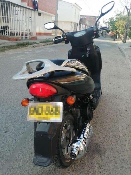 Vendo Moto Jialing 125