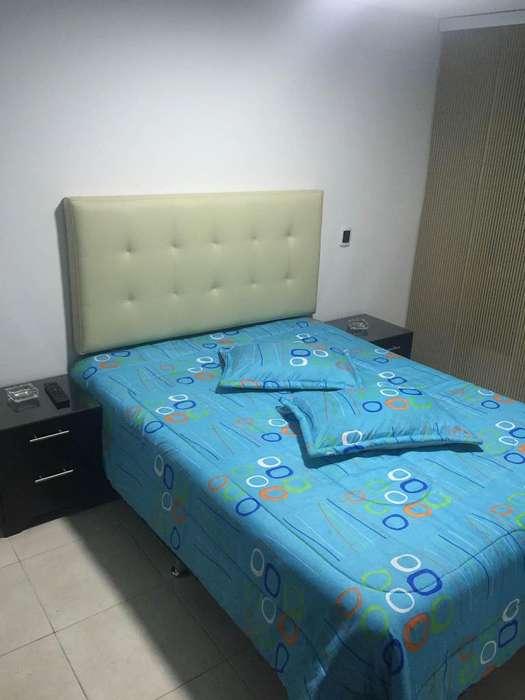 <strong>apartamento</strong>s amoblados de uno y dos cuartos para su hospedaje en pereira desde 100 mil pesos la noche para dos personas