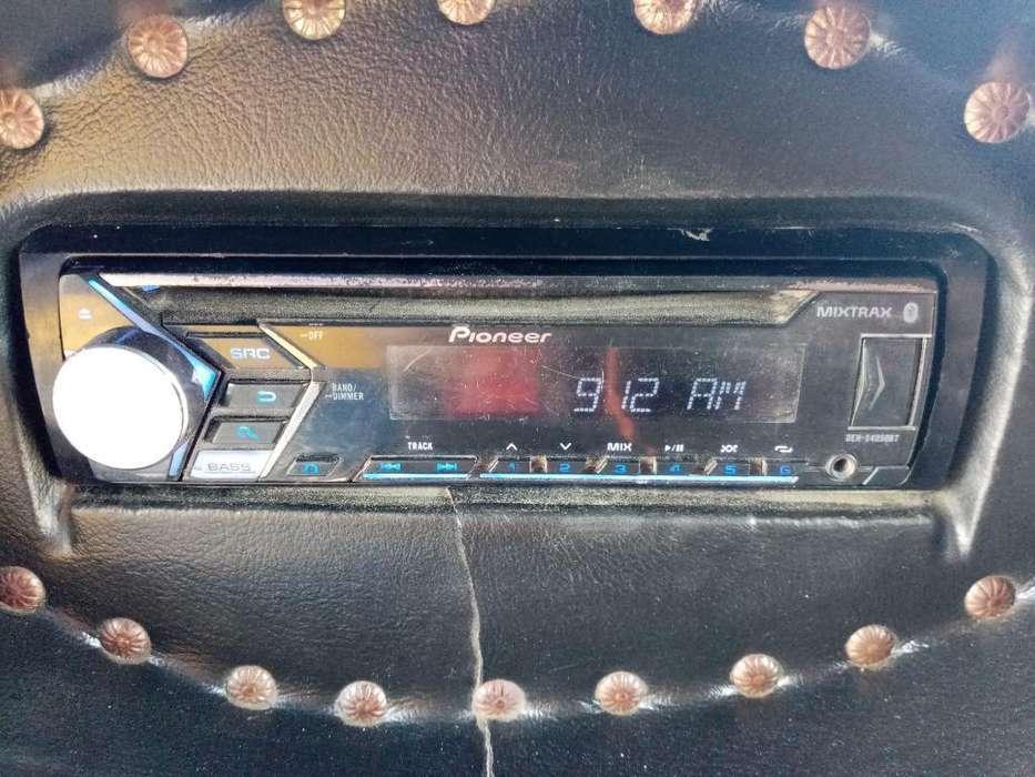 Autorradio Pioner Mixtrax