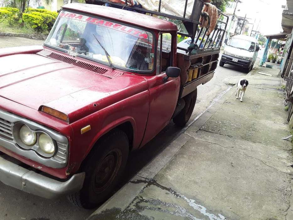 Toyota Stout 1977 - 400000 km