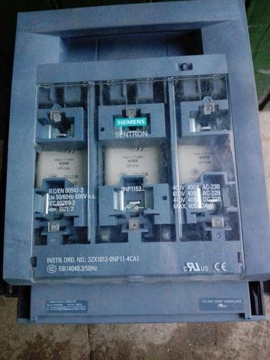 Interruptor Siemens Sentron 3np1153