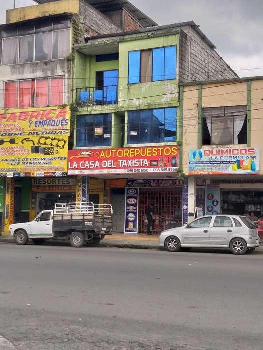 Departamento de 3 cuartos en Quevedo por la via Valencia
