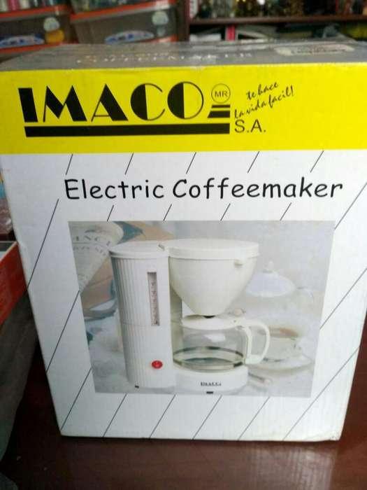 Cafetera electrica IMACO