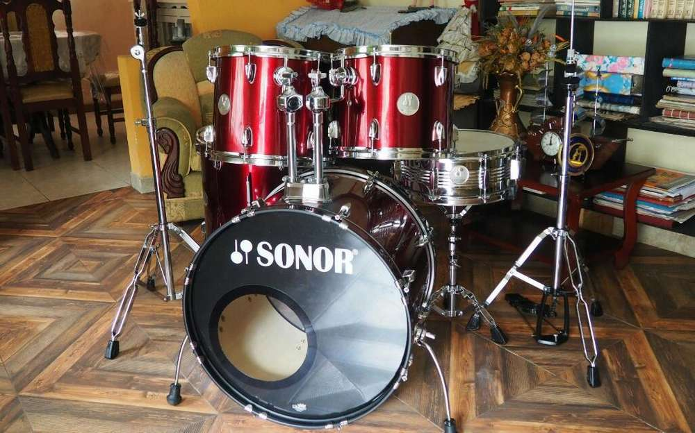 Oferta Batería Musical Sonor Force