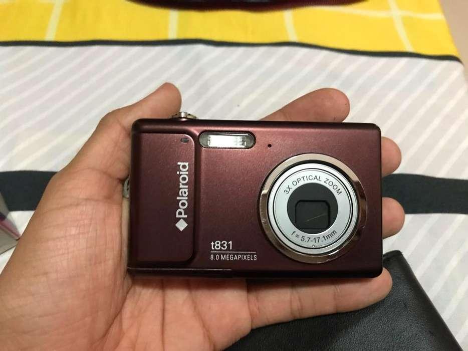 Camara <strong>digital</strong> Polaroid