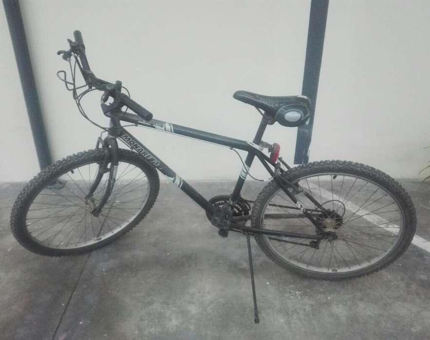 Bicicleta Ocasión de Uso Particular