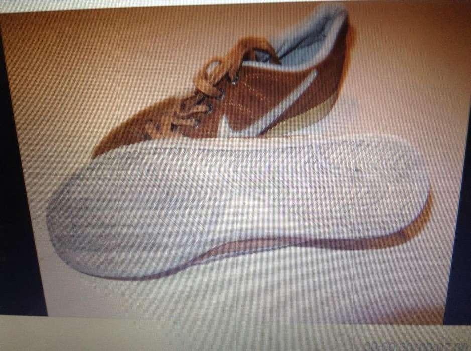 Zapatillas Nike Originales Gamuzadas