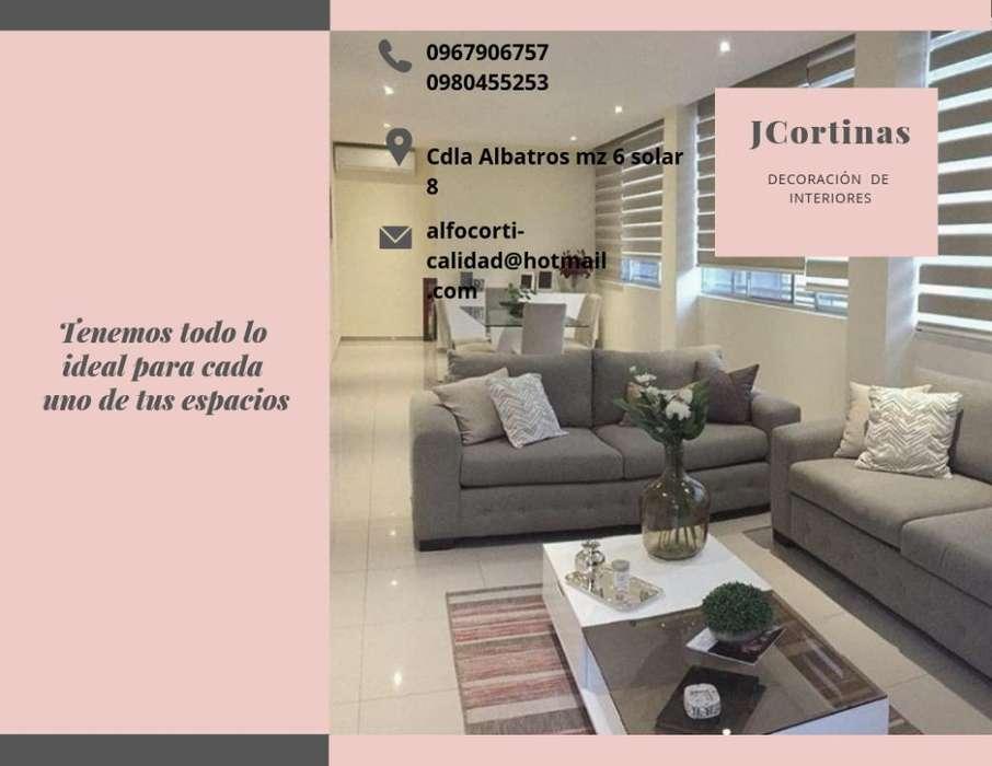 Cortinas,alfombras,muebles