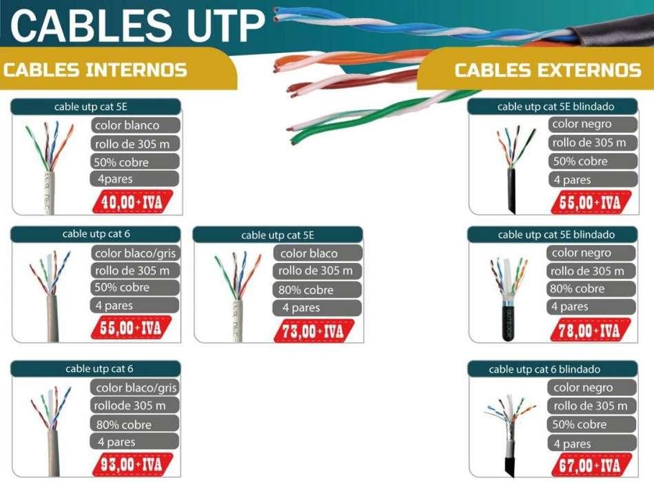 cable utp cat 5e y cat6 para interior y exterior blindado rollo cable de red 305m cable internet cable de datos nexxt