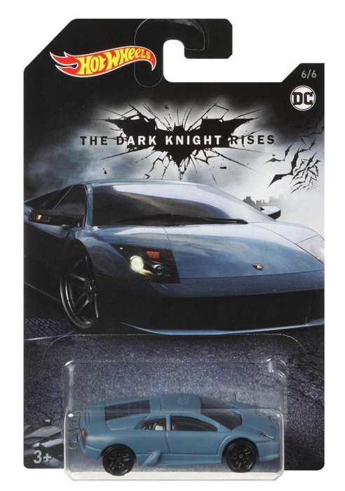 Hot Wheels Batman Lamborghini batimovil / 0992786809
