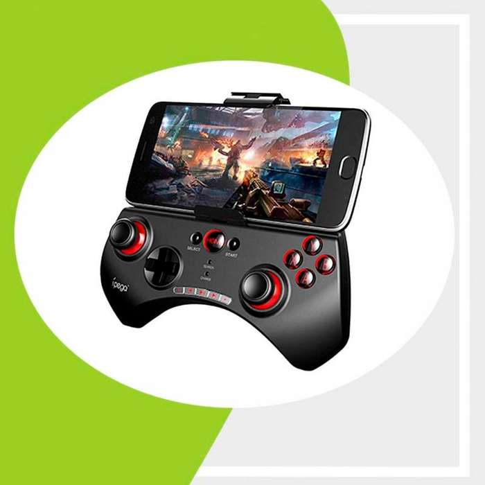 Gamepad Control Gamer <strong>bluetooth</strong> Pg 9025