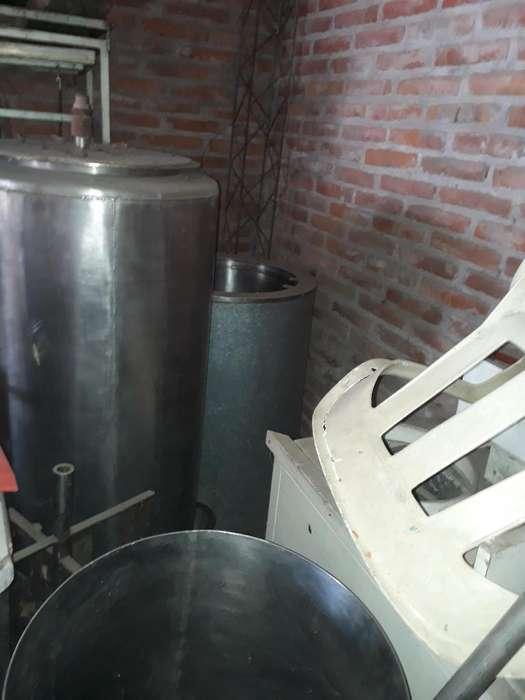 Filtro de Agua Acero Inoxi. 500 Ltr Hor