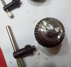Mandril C/llave 10mm Y 13mm Buiber  Industrial
