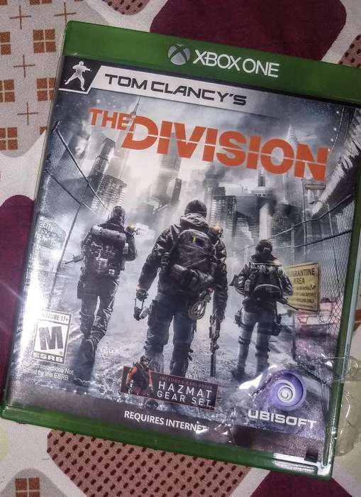 Videojuego Tom Clancy's The Division Xbox One