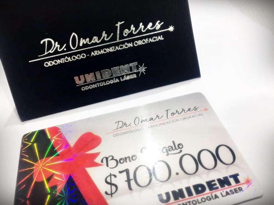 Bono Odontología Dr. Omar Torres UNIDENT