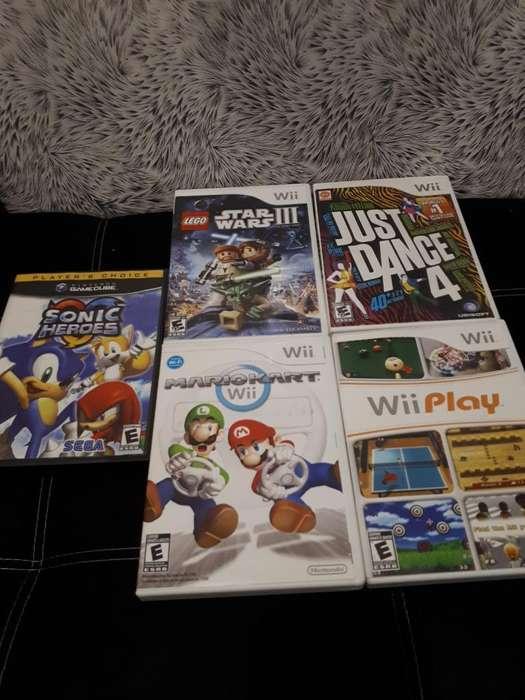 Juegos Originales Gamecube Nintendo Wii