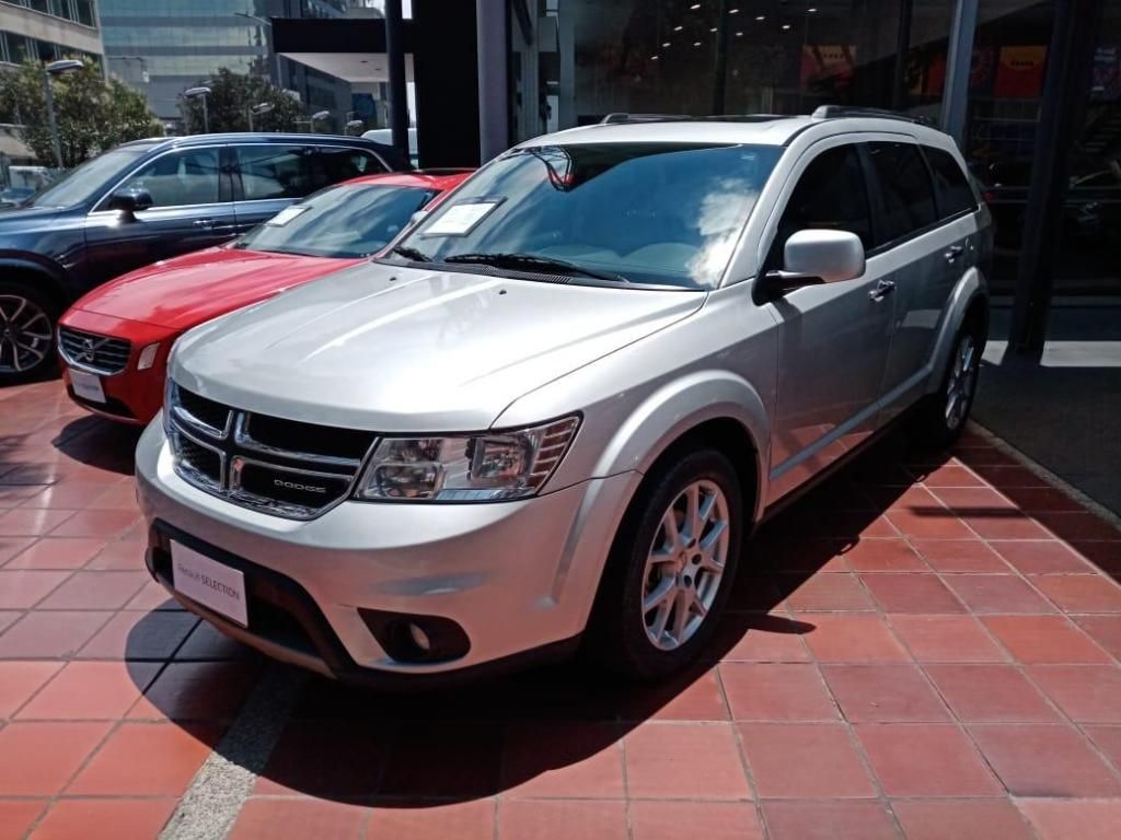 DODGE JOURNEY CREW 3.6 AUT. 7P