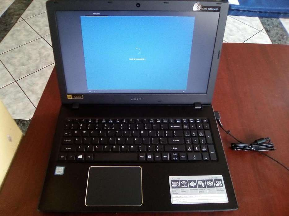 OPORTUNIDAD LAPTO ACER FULL HD 1080