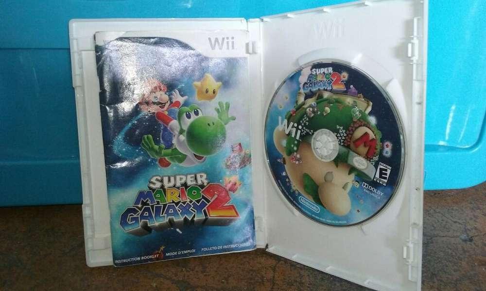 Jgo de Nintendo Wii Original