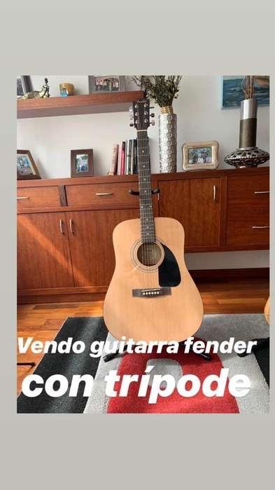 <strong>guitarra</strong> Fender Fa-100
