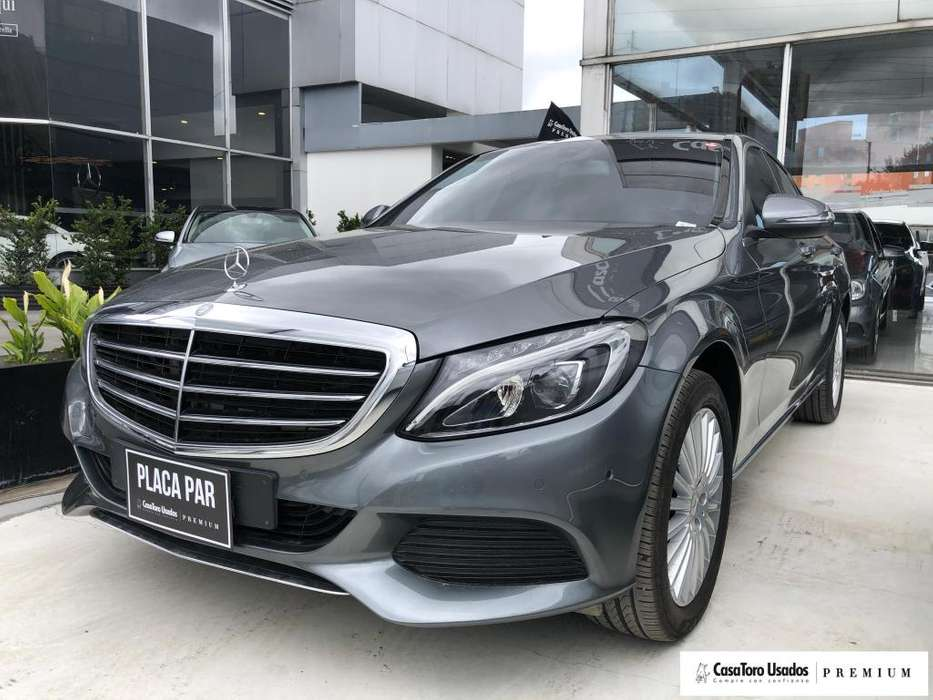 Mercedes-Benz Clase C 2017 - 8504 km