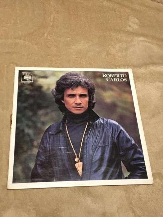 4 Discos de Colección de Acetato LP- Roberto Carlos