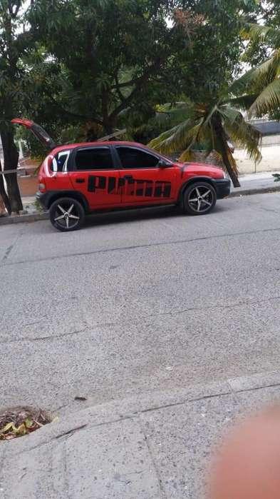 Chevrolet Corsa 4 Ptas. 2005 - 150000 km