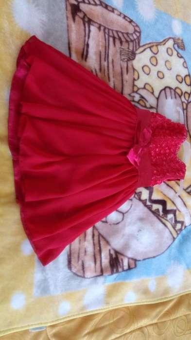 Vestido para niña de dos años