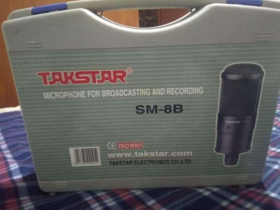 Takstar Microphono Sm8b
