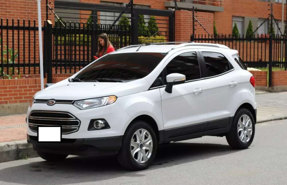 Ford Ecosport 2014 - 77000 km