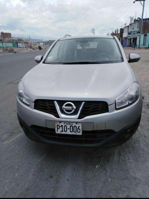 Nissan Qashqai  2011 - 950000 km