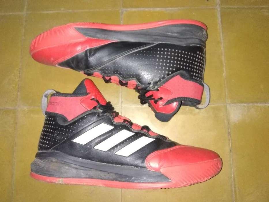 Zapatillas Adidas Basket Talle 43.44