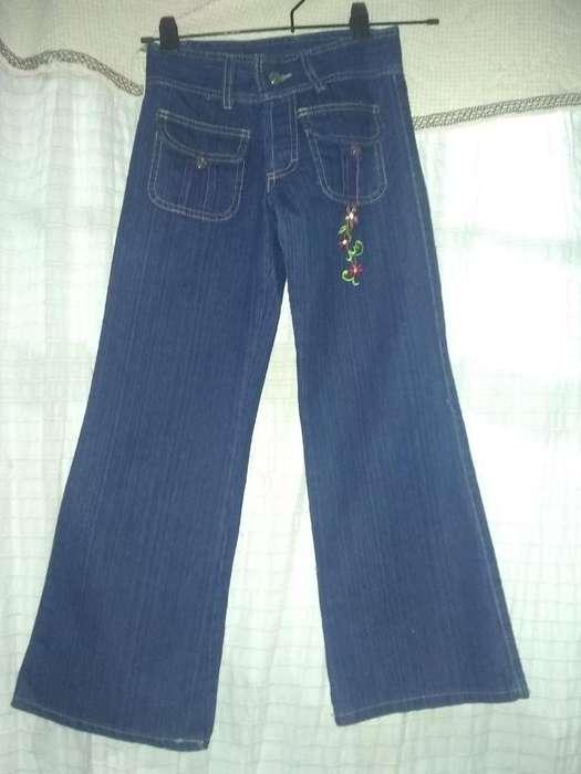 Jeans Talle 10 de Nena Nuevos
