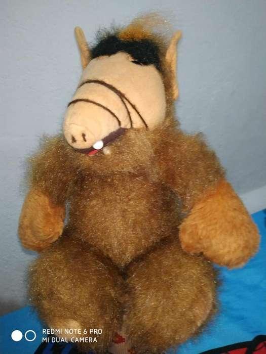 Peluche Alf Original Años 80s Coleccion