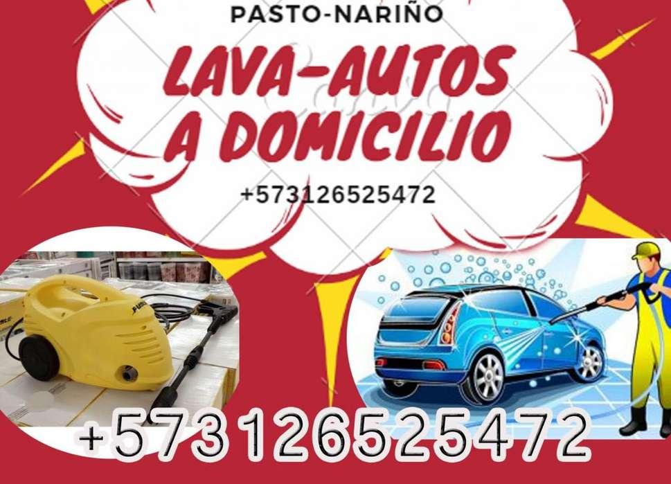 HIDRO-LAVADORA DE ALTA PRECISIÓN A DOMICILIO