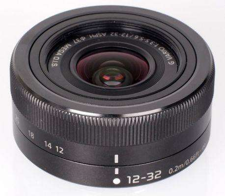 Panasonic Lumix G 12 32mm F3.5 5.6 Lente Pancake